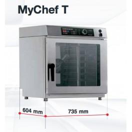 Horno Mixto Compacto Transversal DISTFORM MYCHEF T 4GN 1/1